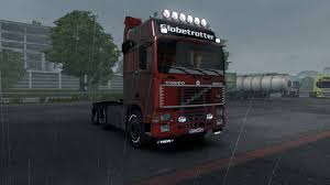 volvo commercial dealers volvo f series f12 u2013 f16 ets2 1 25 youtube