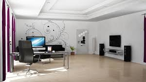 Interior Wallpaper The Workspace Settings For Comfort 11 House Design Ideas