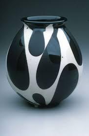 Black And White Vases Mer Enn 25 Bra Ideer Om Black And White Vase På Pinterest