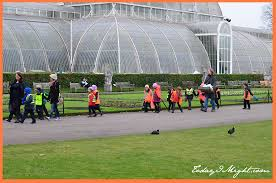 kew royal botanical gardens today i might