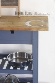 bureau olier ikea 8 diy ikea förhöja kitchen cart hacks shelterness