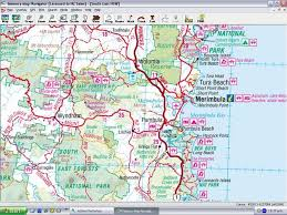 map of aus melbourne map centre australia 4wd