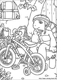 Coloring Picture Franklin Coloring Pages