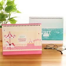 calendrier de bureau personnalisé pas cher conception personnalisée à peu de frais coloré permanent bureau
