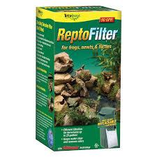 amazon com tetra 25844 reptofilter 10i for terrariums up to 20