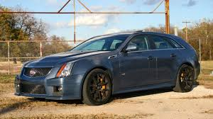 last drive a final tire smoking salute to the cadillac cts v wagon