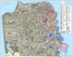 san francisco land use map san francisco zoning map uptowncritters