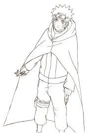naruto robe naruto coloring pages pinterest naruto and anime