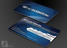 Credit Card Business Cards Designs Bold Professional Business Card Design For Gerard Donaghy By
