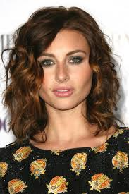 curly lob hairstyle 28 super chic curly hairstyles for short hair hair