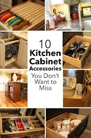 custom kitchen cabinet accessories 10 kitchen cabinet accessories you don t want to miss twin