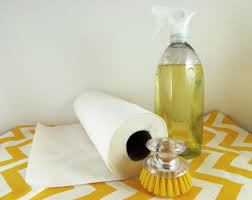 cleaning with vinegar recipes