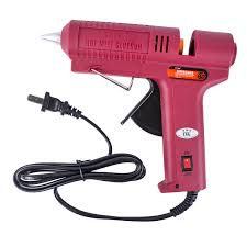 Hair Extensions Glue Gun by 220v 60w Switch Electric High Power Automatic Temperature Heating