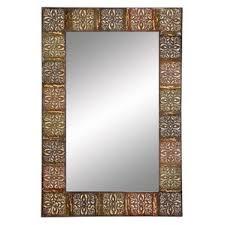 Metal Framed Bathroom Mirrors metal mirrors you u0027ll love wayfair