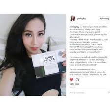 Gluta Vir gluta white 1500000mg genuine from thai ori not copy not