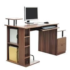bureau informatique fermé petit meuble ordinateur bureau fermé eyebuy