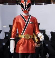 red power ranger character comic vine
