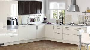 cuisine photo moderne decoration de cuisine moderne idées décoration intérieure