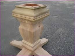 pedestal base for granite table top wooden table bases for granite tops ggregorio