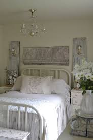 Shabby Chic White Bed Frame by Best 25 White Iron Beds Ideas On Pinterest Vintage Bed Frame