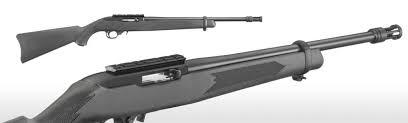 ruger 10 22 light mount the best ruger 10 22 models gun mann