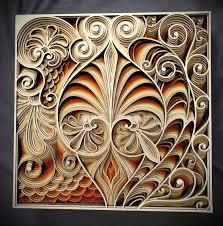 intricate laser cut wood relief sculptures by gabriel schama