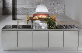 Stainless Steel Kitchen Cabinet Doors No Door Kitchen Cabinets Ikea Kitchen Cabinets Stainless Steel