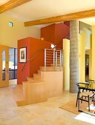 stairs wall decoration ideas staircase modern with great room