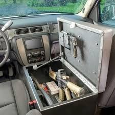 Dodge Gun Vaults Gun Safe For Your Pickup Truck Gun Safe Pinterest Guns