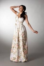 romantic floral grecian maxi dress beach wedding dress uk ethical