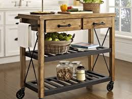 Large Portable Kitchen Island Kitchen Portable Kitchen Island And 1 Cool Rustic Style Portable