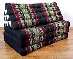 thai triangle cushions