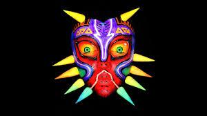 Mask Of Halloween Majora U0027s Mask Makeup Tutorial Zelda Collab 31 Days Of