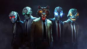 Payday Halloween Costume Payday 2 Completely Overkill Pack Mask Update Overkill Software