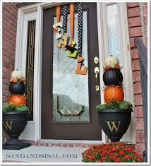 door decorations diy fall door decorations fall outdoor decor diy projects