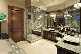 Bathroom Cabinets With Lights 30 Bathrooms With L Shaped Vanities