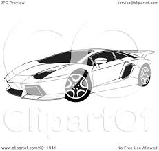 lamborghini aventador drawing outline lamborghini aventador clip art search cliparts images