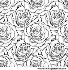 271 best rose art coloring pages images on pinterest rose art