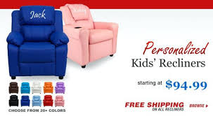 Personalized Kids Sofa Recliner Sofa Best Choice Products Kids Furniture Recliner Chair