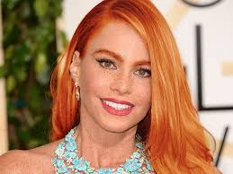 how to put red hair in on the dide with 27 pieceyoutube ginger celebrities on tumblr business insider