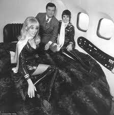 barbi benton today inside hugh hefner u0027s private playboy jet the big bunny back in the