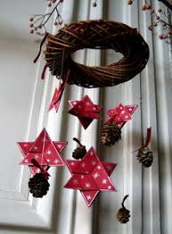 christmas ornament mobile holiday projects pinterest