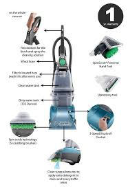 hoover steamvac carpet cleaner f5914900 review