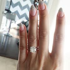 gorgeous engagement rings big engagement ring inspiration popsugar australia
