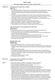 reading specialist resume sles velvet jobs