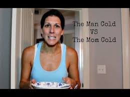 Head Cold Meme - the man cold vs the mom cold youtube