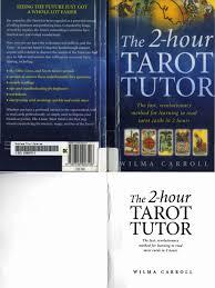57897275 the 2 hour tarot tutor the fast revolutionary method pdf
