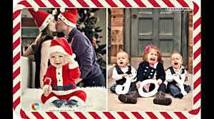 2016 fun family christmas u0026 holiday card photo ideas youtube
