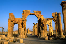 demolition of famous arch adds to list of ancient sites destroyed