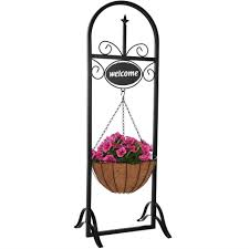 Wooden Patio Plant Stands by Plant Stand Plant Hanging Stand Diy For Outdoor Decorating